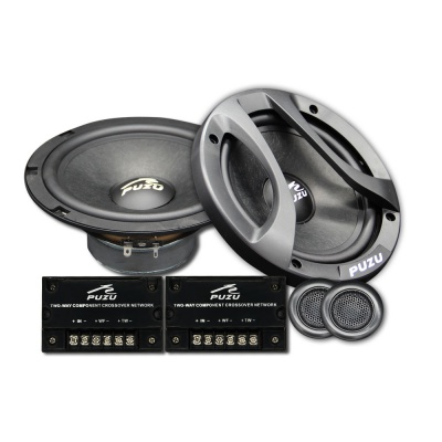PUZU PZ-C165 2-way component car speakers