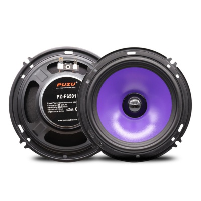 "PUZU PZ-F6501 6.5""inch Full range car audio speakers"