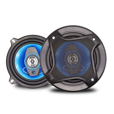 "PUZU PZ-5062B 5"" 3-way Co-axial car audio speakers"