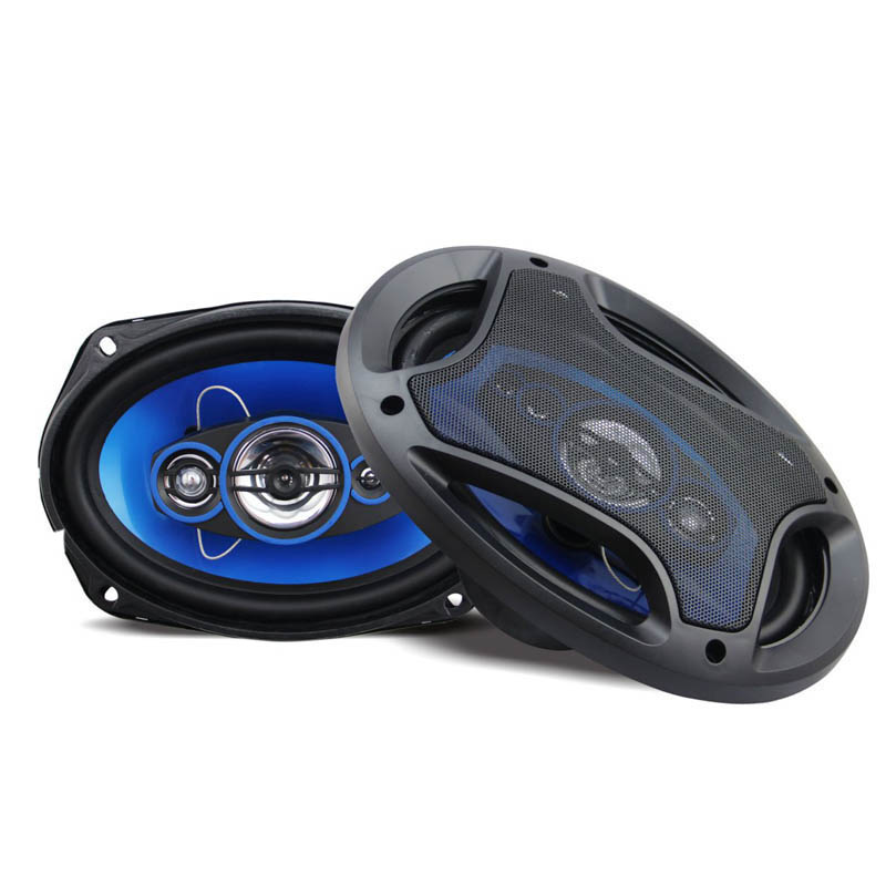 "PUZU PZ-6962B 6X9""inch 3-way Co-axial car audio speakers"