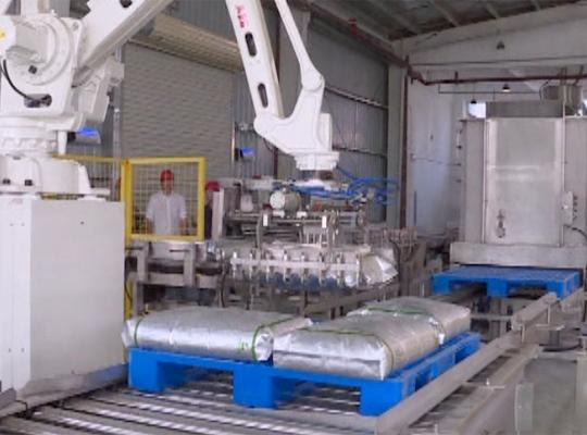 我国第一条全产业链丰原聚乳酸生产线实现量产