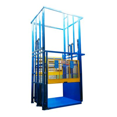 Guide rail lift