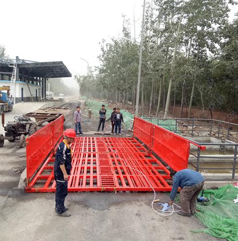 济南一建集团工地