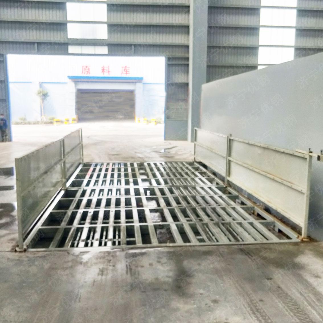 优钢标准洗轮机工程案例6669