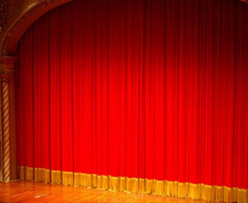 维景舞台幕布案例