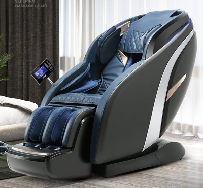 傲凯乐K08按摩椅家用SL导轨全身豪华零重力多功能电动按摩沙发椅子