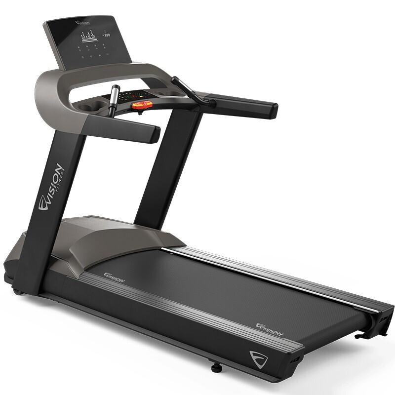 新品乔山T600高端商用跑步机健身房静音室内健身器材