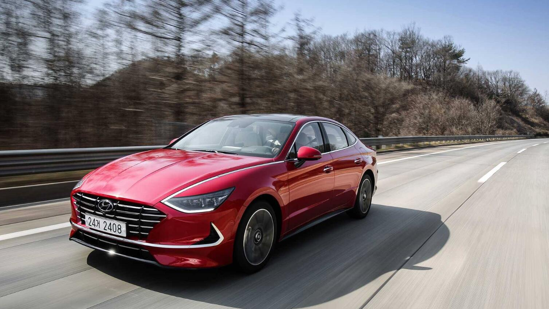 如何欣赏汽车设计?北京现代第十代索纳塔美学揭秘