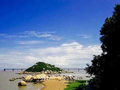 九州岛+澳门环岛游半天游