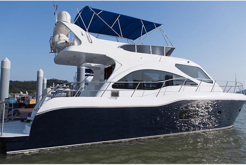 46尺二手游艇出售-中亚游艇出租