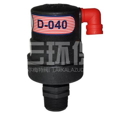 以色列艾瑞DG-040排气阀1寸