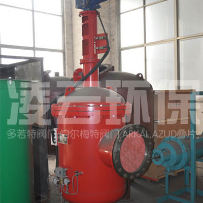 电动吸吮式自清洗过滤器