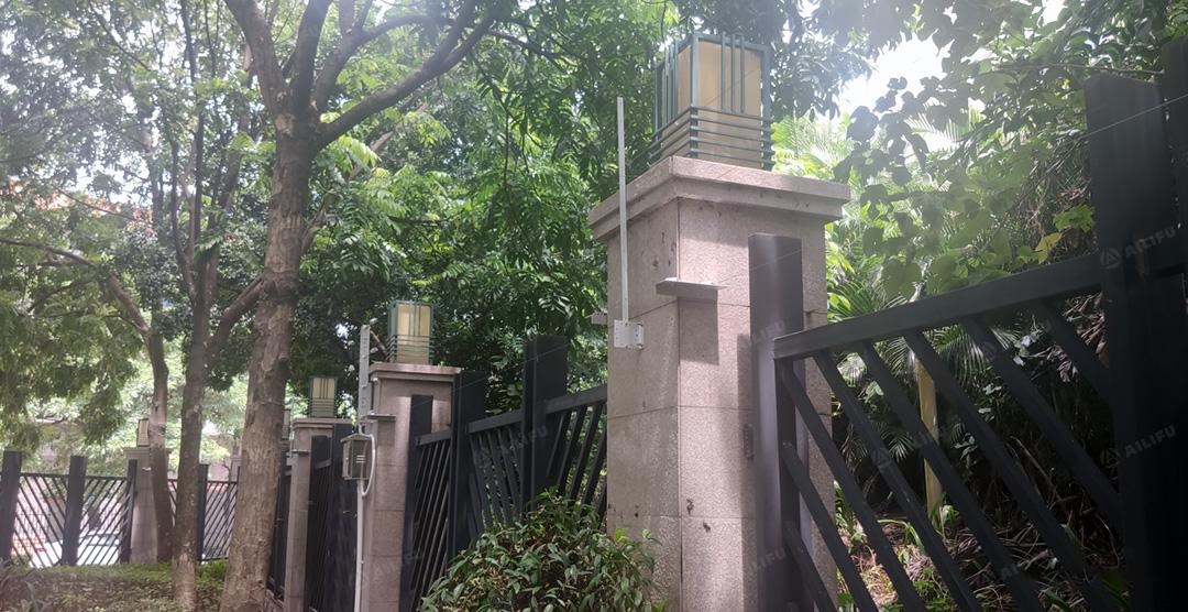 广州艾礼富电子智能张力围栏——在...