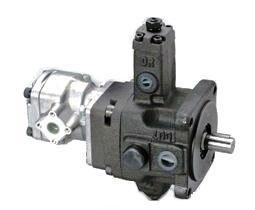 VP+SL系列高低壓葉片泵組合