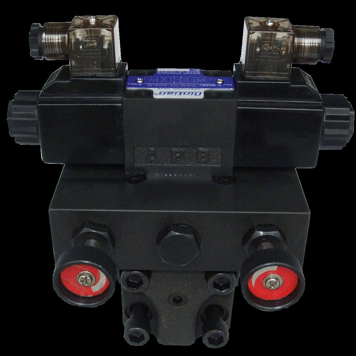 兩段/三段式電磁溢流閥