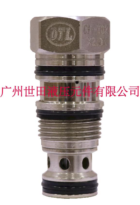 CPF-T02液控單向閥