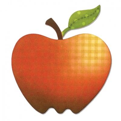 厚模板(小)-苹果  RY-HS-SG0001