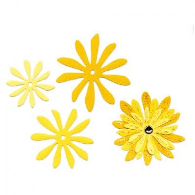 厚模板(小)-花朵5  RY-HS-ZW0006