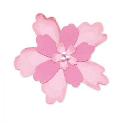厚模板(小)-花朵7  RY-HS-ZW0011