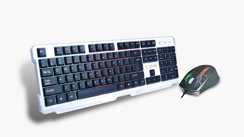 7900背光键鼠套装
