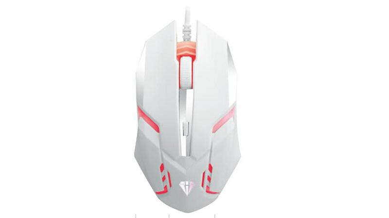 905白色鼠标