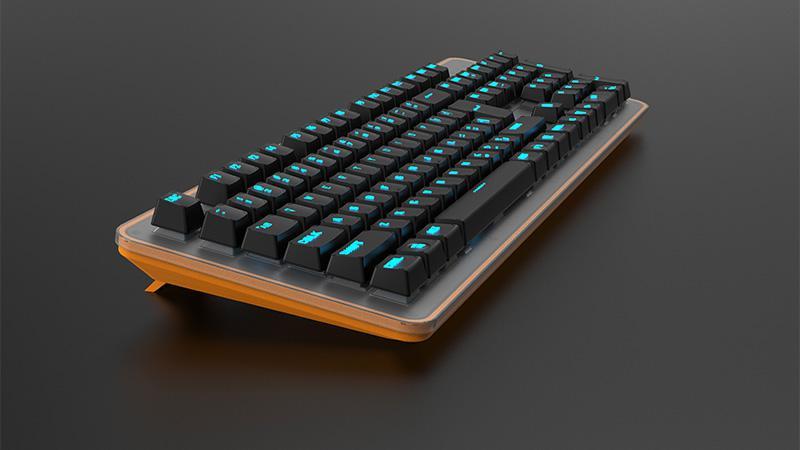 TK100机械键盘