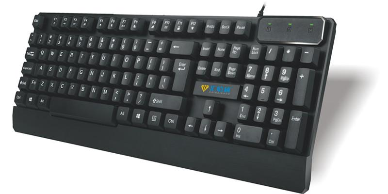 K8100单键盘