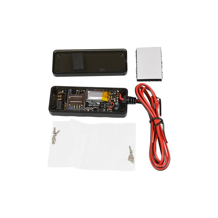 摩托车CZN-1001双模定位GPS系统