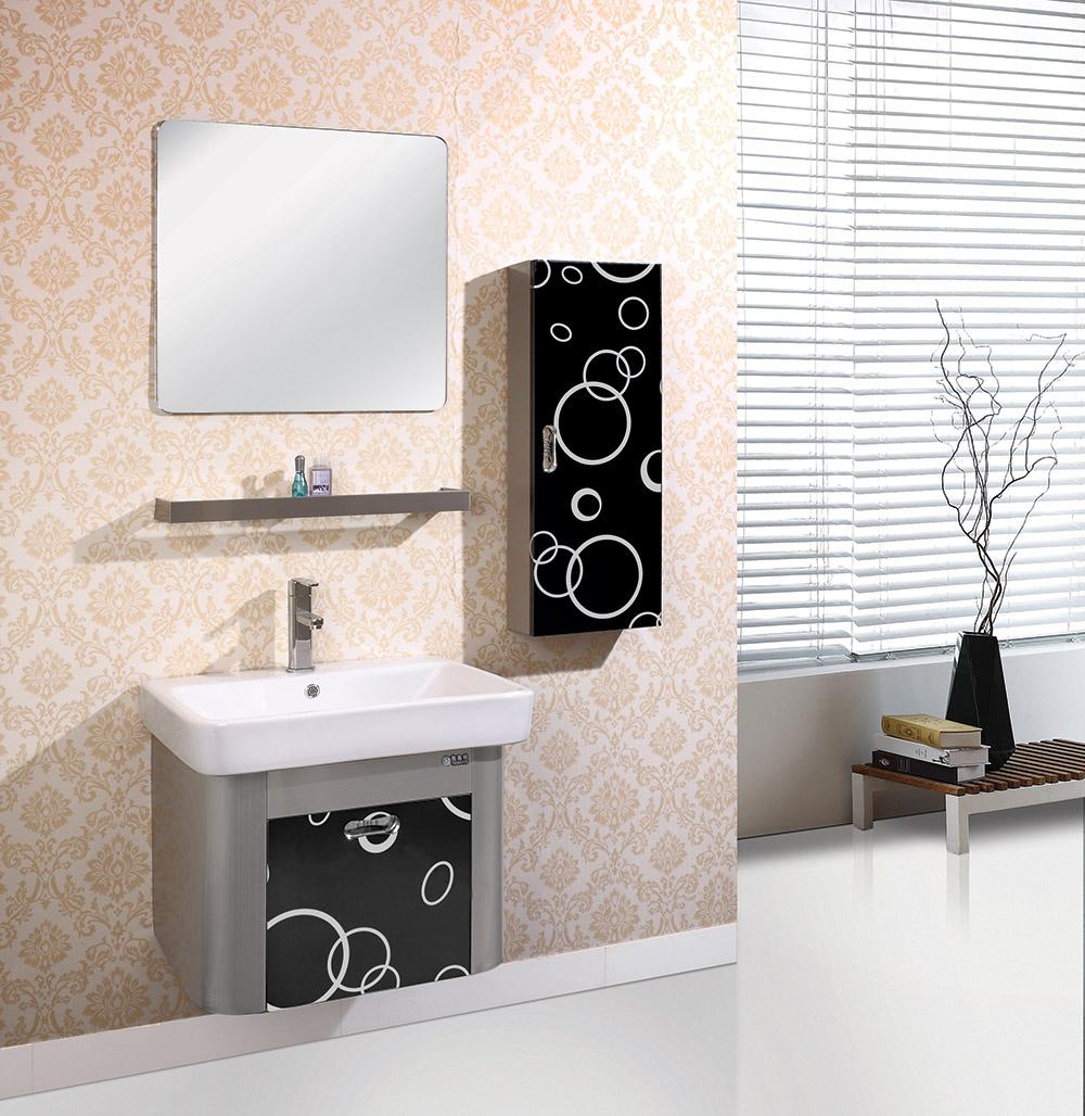 不锈钢浴室柜 浴室柜