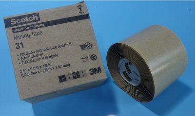 3M Scotch 31增强型矿业胶带