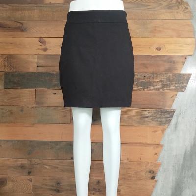 新款包臀裙半身裙女秋冬季松紧腰短裙显瘦高腰包裙职业一步裙