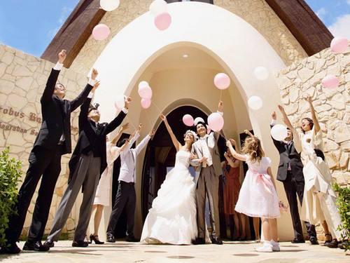 婚礼拍摄注意事项