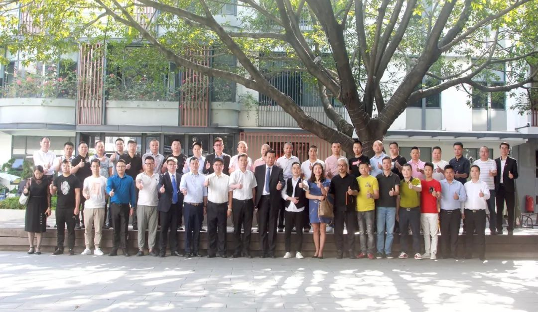 中膳集团:召开安溪团餐行业协会筹备委员会成立座谈会