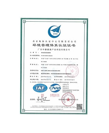 ISO14001-环境管理