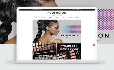PROFUSION全球专业彩妆品牌