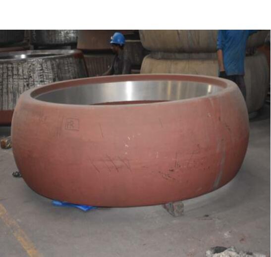 金属陶瓷磨辊衬瓦