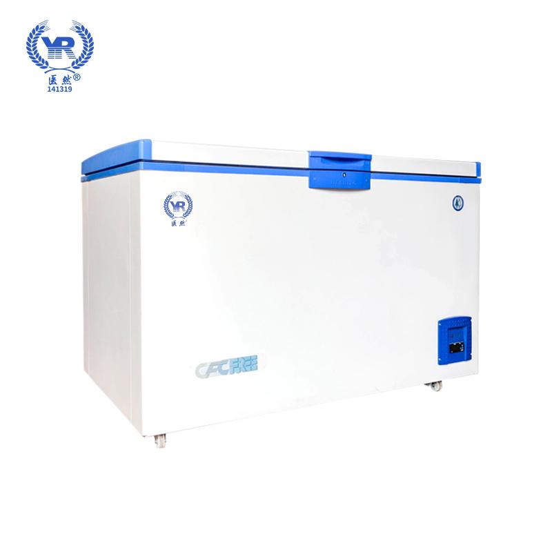 医然468L/668L超低温冷柜  零下45/60度低温冰箱