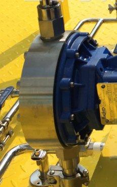 意大利MS1系列机械隔膜计量泵MS1C138Q