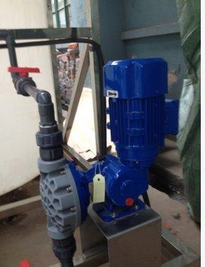 意大利MS1系列机械隔膜计量泵MS1C165Q