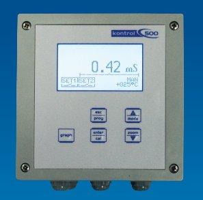 Kontrol 500在线ORP监测仪--K500PR
