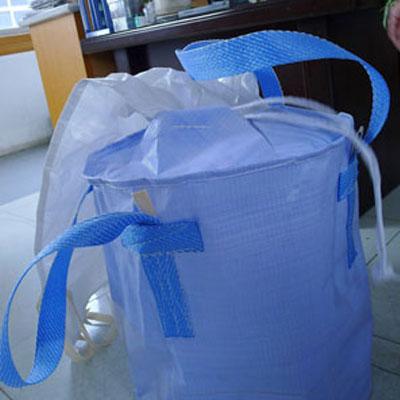 圆筒形长管口集装袋(出口日本,适合比重大货物)