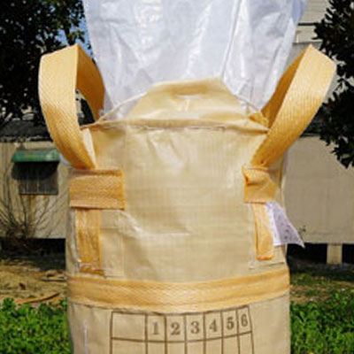 圆筒瘦长型集装袋