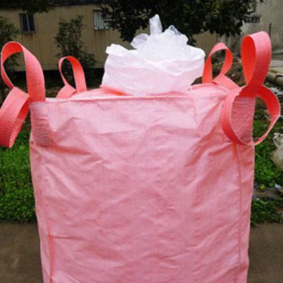 方形夹片式吊环集装袋