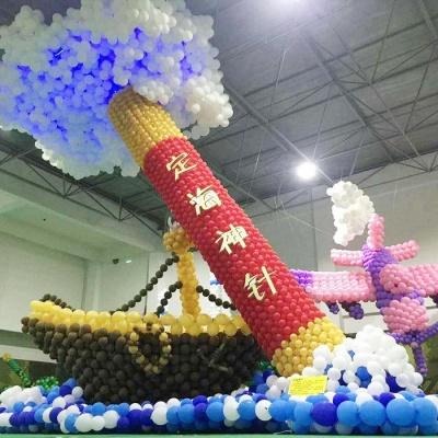 开业气球装饰