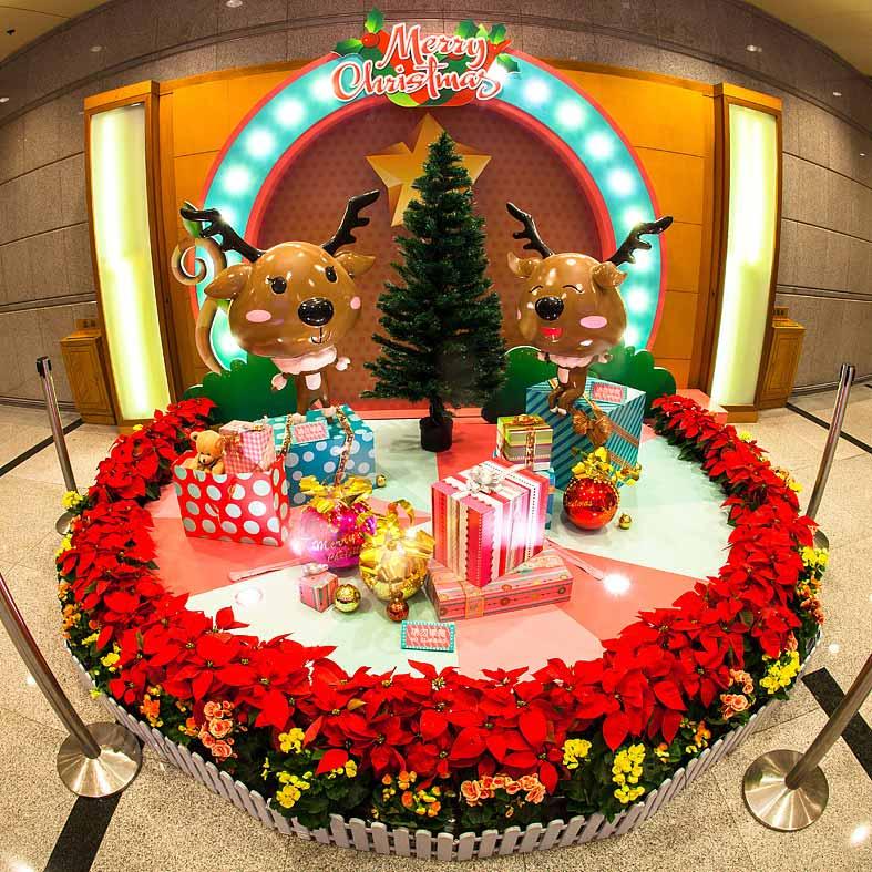 商业圣诞装饰