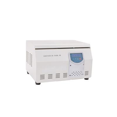 GENIUS 16K-R 台式高速冷冻离心机