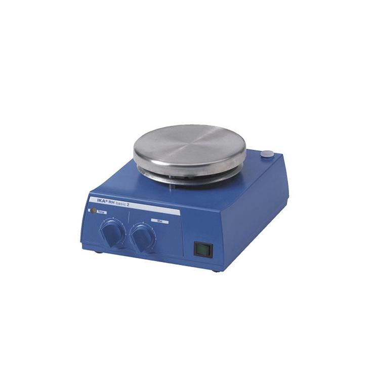 IKA 3339025 RH Basic 2 经济型加热磁力搅拌器