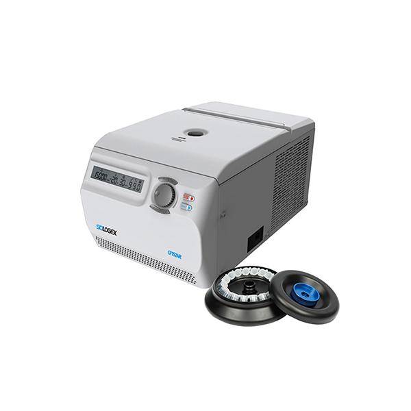 SCILOGEX CF1524R 台式高速微量冷冻离心机套装(含 A18-5转子)