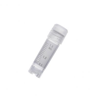 KG2731 科进kirgen 1.8ml外旋冻存管,可立,射线灭菌,可加彩色旋盖插片【KG2731】