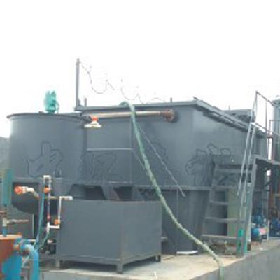 平流式气浮装置